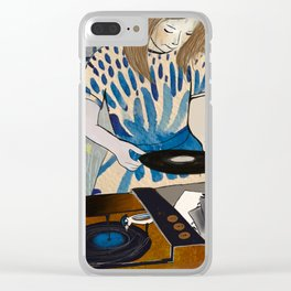 Favourite Song Clear iPhone Case