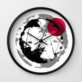 'UNTITLED #10' Wall Clock