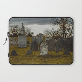 Old Burial Hill, Marblehead, MA Laptop Sleeve