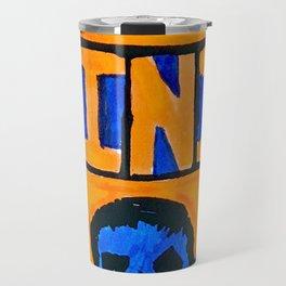 RainJar - Pop Art Print Travel Mug