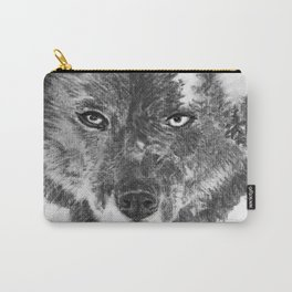 The Wild and the Wilderness II Carry-All Pouch