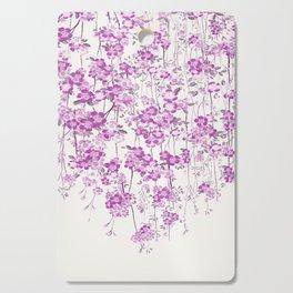 Cherry Blossom Cutting Board