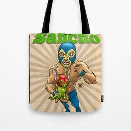 Mito & Sancho, sensacionales de la lucha libre Tote Bag