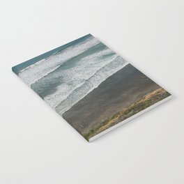 Waves on the Beach Notebook