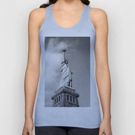 Lady Liberty - NYC Unisex Tank Top