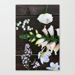 Spring Gathering Canvas Print