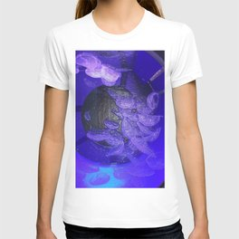 Acrylic Jelly Fish T-shirt