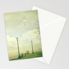 On The Boardwalk Stationery Cards