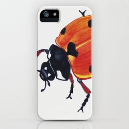 Alfred Hector iPhone Case