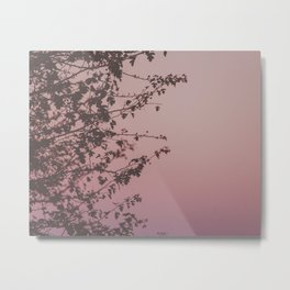 Sunset Stories Metal Print