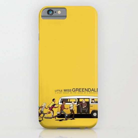 LITTLE MISS GREENDALE iPhone & iPod Case
