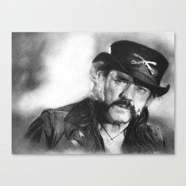 Lemmy Kilminster Canvas Print