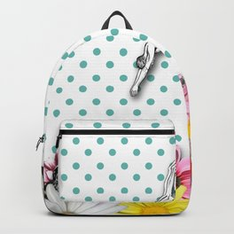 THE SWIMMING POOL Backpack