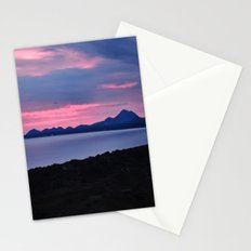 Harlech Sunset Stationery Cards