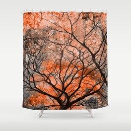My Golden Autumn Shower Curtain