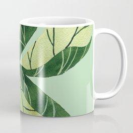 Leaf flower Coffee Mug
