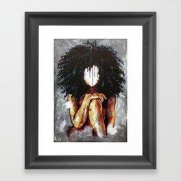 Naturally I Framed Art Print