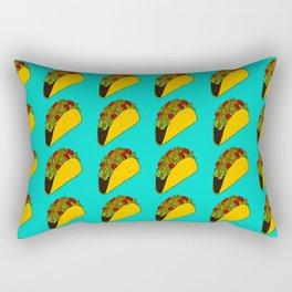 Flock of Gerrys - Taco Print Rectangular Pillow