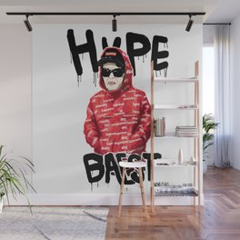 hyp Wall Mural