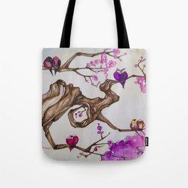 Love Nest Tote Bag