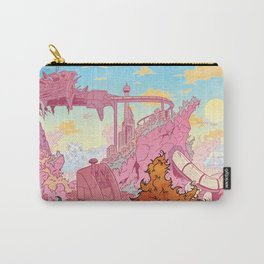 The City Inside My Head Carry-All Pouch