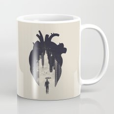 In the Heart of the City Mug
