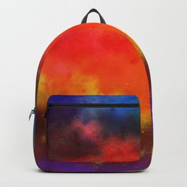 Sweet Galaxy of Color Backpack