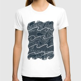 Once Upon the Sea T-shirt