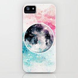˹pastelmoon˼ iPhone Case