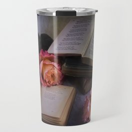 Romantic Reading Travel Mug