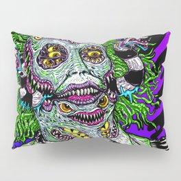 Monster Ghost Pillow Sham