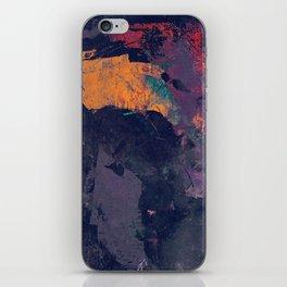 sleeping through the epilogue iPhone Skin