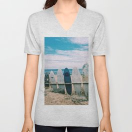 Surfs Up Unisex V-Neck