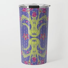 Kantha Bouquet 6 Travel Mug