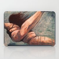 ursula iPad Cases featuring Ursula by Gabby Grife | GuinArt