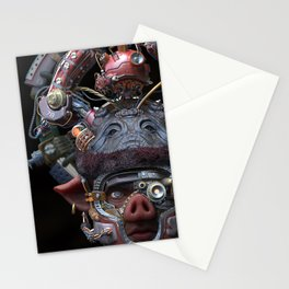 Pig Latin - Front Stationery Cards