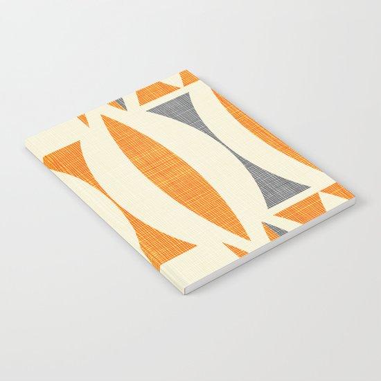 Seventies  orange Notebook