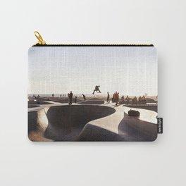 Venice Skate Park Carry-All Pouch