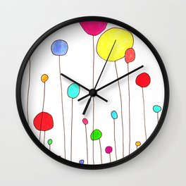 Prizes Wall Clock