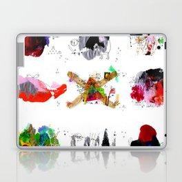 9 abstract rituals Laptop & iPad Skin