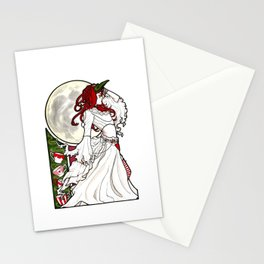 Emilie Nouveau Stationery Cards