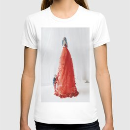 Don't be afraid to grow T-shirt