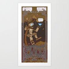Avius Tritewit Art Print