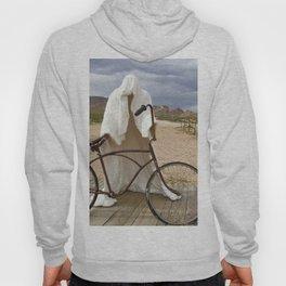 Ghost with bike Hoody