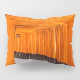Fushimi Inari Walkway Pillow Sham