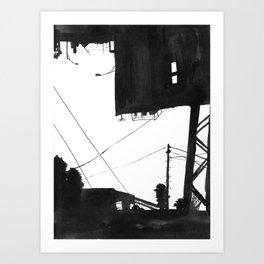 Railway VI Art Print