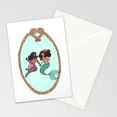 Mermaid Crush Stationery Cards