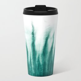 Forest smell - Watercolor - Dibujados Metal Travel Mug