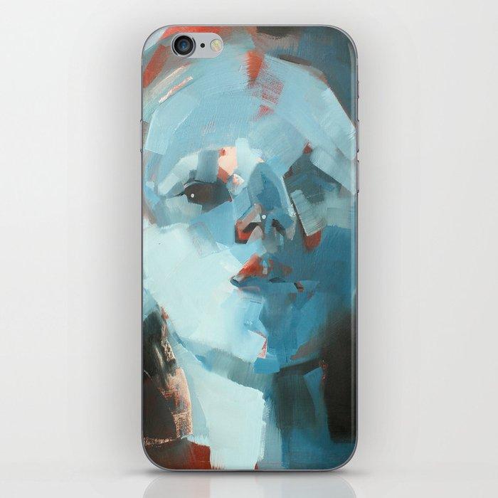 Scrutiny iPhone Skin
