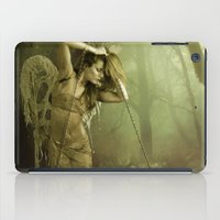 oasis iPad Cases featuring Oasis by Orina Kafe